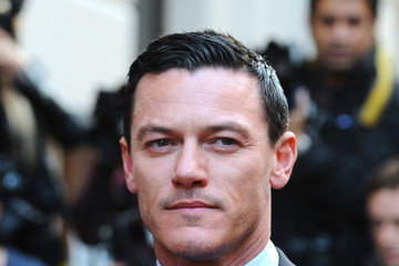 Luke Evans Arrivals at the GQ Men of the Year Awards