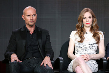 Luke Goss 2013 Winter TCA Tour - Day 7