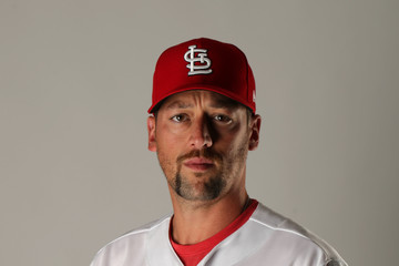 Luke Gregerson St Louis Cardinals Photo Day