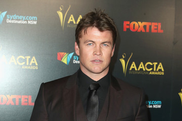 Luke Hemsworth The 6th AACTA International Awards - Red Carpet
