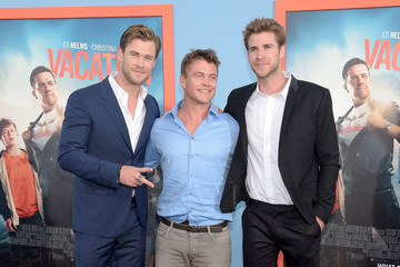 Luke Hemsworth Premiere of Warner Bros. 'Vacation' - Arrivals