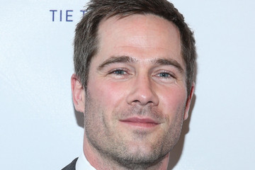 Luke MacFarlane 'Fully Committed' Broadway Opening Night - Arrivals & Curtain Call