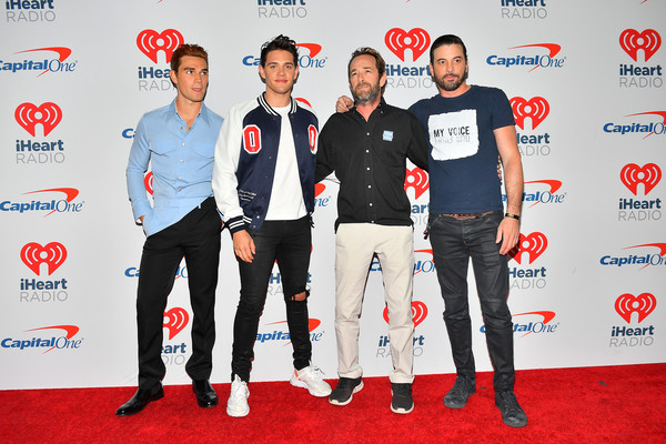 2018 iHeartRadio Music Festival -  Night 2 – Press Room