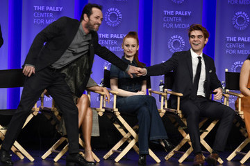 Luke Perry KJ Apa The Paley Center For Media's 35th Annual PaleyFest Los Angeles - 'Riverdale' - Inside