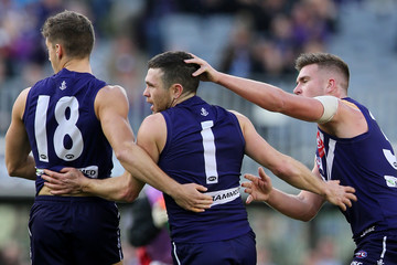 Luke Ryan AFL Rd 12 - Fremantle vs. Adelaide