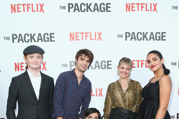 Luke Spencer Roberts Los Angeles Special Screening And After Party For The Netflix Film 'The Package'