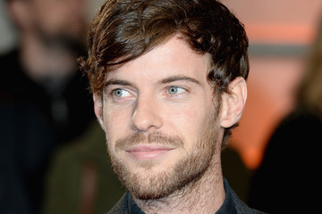 Luke Treadaway The Duchess of Cambridge Attends the UK Premiere of 'A Street Cat Named Bob' in Aid of Action on Addiction