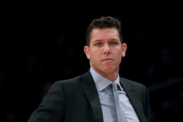 Luke Walton San Antonio Spurs v Los Angeles Lakers