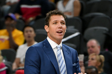 Luke Walton Sacramento Kings v Los Angeles Lakers