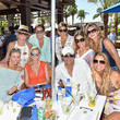 Lulu de Kwiatkowski Poolside With Drew Barrymore and Brooke Shields to Celebrate the Opening of Sip Sip at The NEW Cove Resort on Paradise Island, The Bahamas