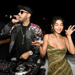 Swizz Beatz Chantel Jeffries Photos