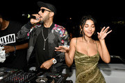 Swizz Beatz Chantel Jeffries Photos Photo