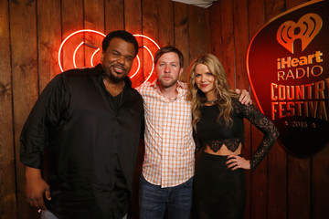 Lunchbox 2015 iHeartRadio Country Festival - Backstage