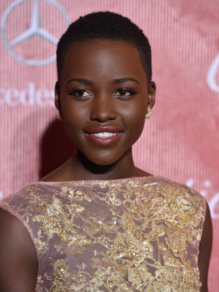 Lupita Nyong'o - 25th Annual Palm Springs  International Film Festival Awards Gala - Arrivals