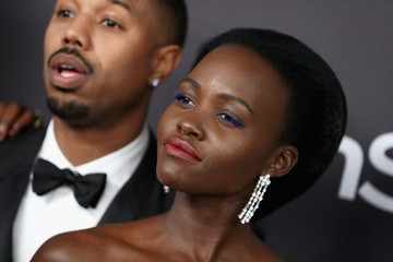 Lupita Nyong'o InStyle And Warner Bros. Golden Globes After Party 2019 - Arrivals