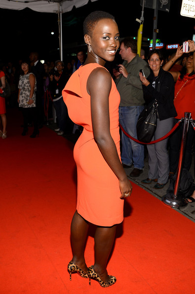 Lupita Nyong'o - Fox Searchlight TIFF Party - Red Carpet - 2013 Toronto International Film Festival