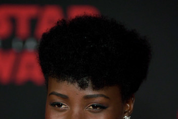 Lupita Nyong'o Premiere of Disney Pictures and Lucasfilm's 'Star Wars: The Last Jedi' - Arrivals