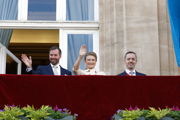 Prince Guillaume of Luxembourg