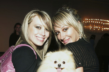 Hilary Duff Haylie Duff Luxury Pet Pavilion Opens In Los Angeles - A Look Back At Stars And Their Pets