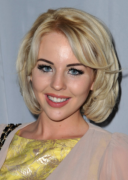 Lydia Bright Photos Photos - The Body Shop Launches A New Beauty