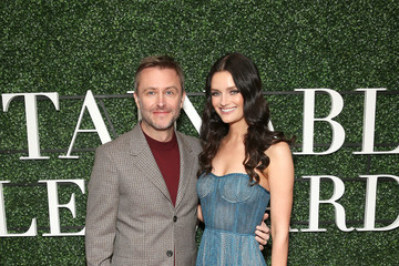 Lydia Hearst Chris Hardwick Maison de Mode's Sustainable Style Awards presented by Aveda at 1Hotel West Hollywood