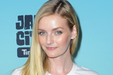 Lydia Hearst Futurama Worlds of Tomorrow Event in Hollywood