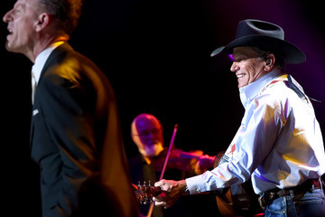 Lyle Lovett George Strait With Special Guests Miranda Lambert, Chris Stapleton, Lyle Lovett and Robert Early Keen at Hand in Hand Texas Benefit Concert