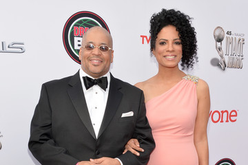 Lyndon Barrois 45th NAACP Image Awards Presented By TV One - Red Carpet