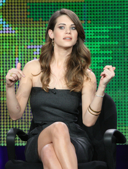 Lyndsy Fonseca Actress Lyndsy Fonseca speaks during the 39KickAss Women Of
