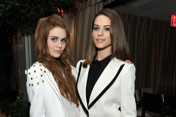 Lyndsy Fonseca Rachel Zoe Celebrates 'The Zoe Report' Re-Launch