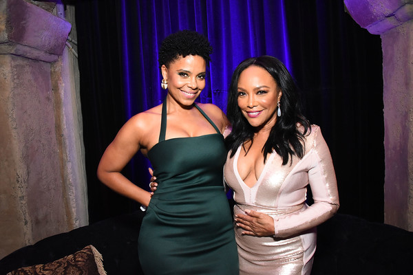 "Special Screening Of Netflix's ""Nappily Ever After"" - After Party"