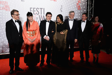 Lynne Ramsay Palme D'Or Winners Dinner Arrivals in Cannes