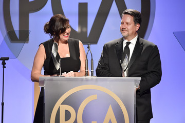Lynwen Brennan 27th Annual Producers Guild of America Awards - Show