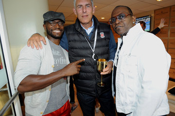 Lyor Cohen General Views of the Moet & Chandon Suite