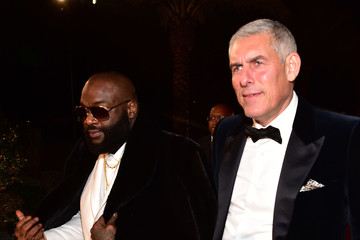 Lyor Cohen Rick Ross 40th Birthday Celebration