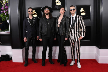 Lzzy Hale 61st Annual Grammy Awards - Arrivals