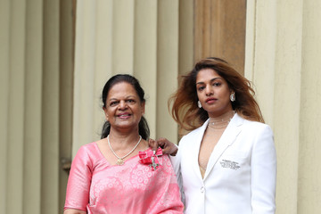 M.I.A. Investitures At Buckingham Palace 2020