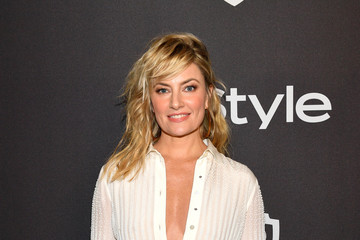 Mädchen Amick The 2019 InStyle And Warner Bros. 76th Annual Golden Globe Awards Post-Party - Red Carpet