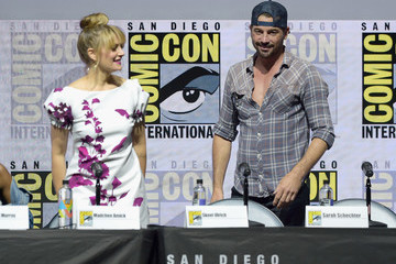 Mädchen Amick Comic-Con International 2018 - 'Riverdale' Special Video Presentation And Q&A