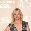 Mélanie Laurent Monte-Carlo Gala For Planetary Health 2021 : Photocall