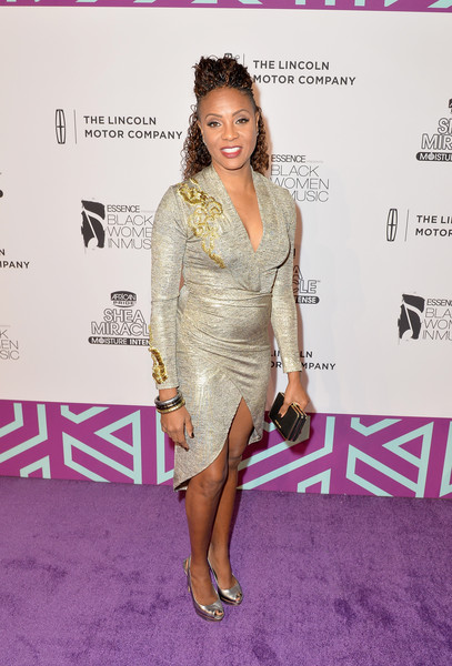 2016 Essence Black Women in Music - Red Carpet
