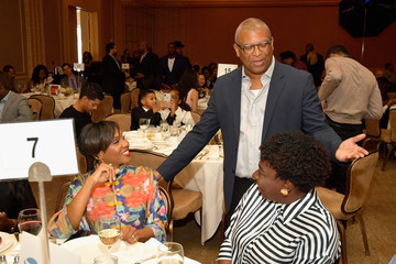 MC Lyte 49th NAACP Image Awards Nominees' Luncheon - Inside