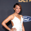 MC Lyte BET Presents The 51st NAACP Image Awards - Red Carpet