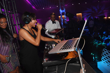 MC Lyte 49th NAACP Image Awards - After Party