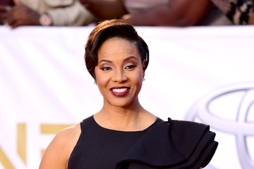 MC Lyte 48th NAACP Image Awards - Arrivals
