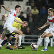 Lee Miller MK Dons v Carlisle United - npower League 1