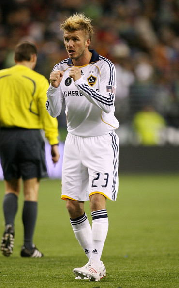David Beckham Pictures - MLS Cup - Los Angeles Galaxy v Real Salt ...
