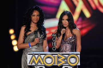 Myleene Klass MOBO Awards 2011 - Show