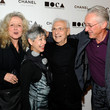 "Ed Ruscha MOCA's Annual Gala ""The Artist's Museum Happening"" - Red Carpet"