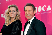 Jeff Koons and Justine Wheeler Koons Photos Photo